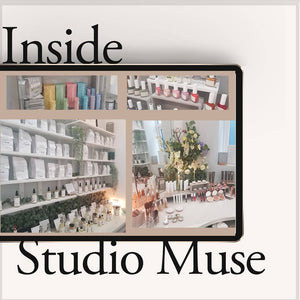 • INSIDE STUDIO MUSE •<br...