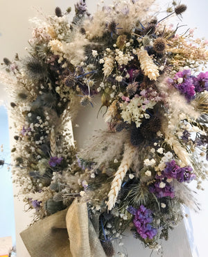'Everlasting' Natural Wreaths