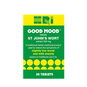 HRI Good Mood St Johns Wort - 30 tablets