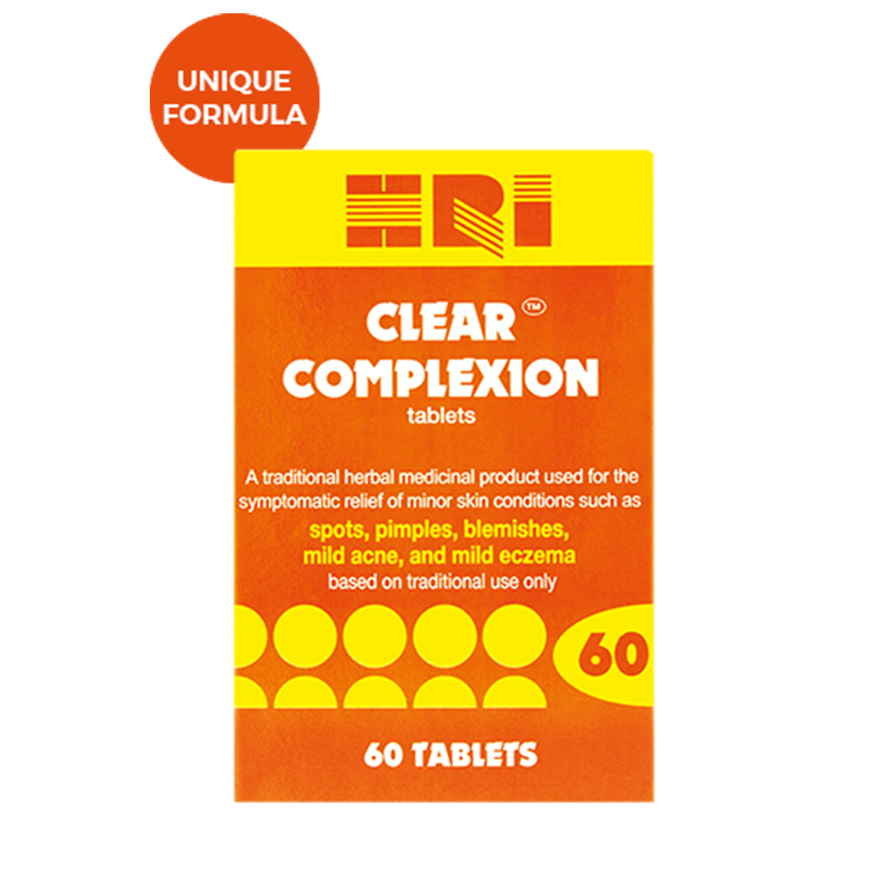 HRI Clear Complexion - 60 tablets