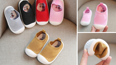 Baby Shoes Guide for your Baby and Toddler