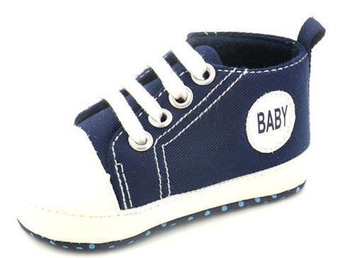 """Durable"" Baby unisex spring Sneakers"