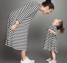 Load image into Gallery viewer, 'BFF' Matching Mommy / Daughter Dresses