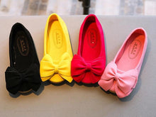 Load image into Gallery viewer, Casual Flat Slip-On Princess Baby Shoes