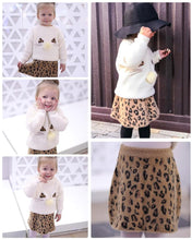 Load image into Gallery viewer, Baby Girl's Winter Coat + Skirt
