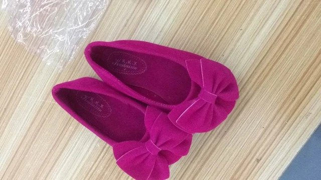 Casual Flat Slip-On Princess Baby Shoes