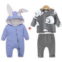 Load image into Gallery viewer, Baby's Winter Clothing Set