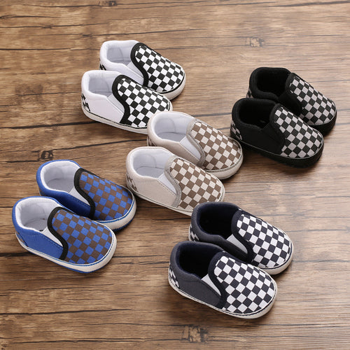 'Light Weight' First Walker baby Crib shoes