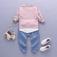 Load image into Gallery viewer, 'Fashionable' winter toddler clothes set
