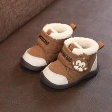 Load image into Gallery viewer, 'Super Soft' Monkey Suede Winter Baby Shoes