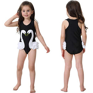 The Ruffle Swan Swimsuit