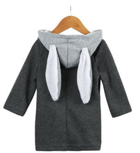 Load image into Gallery viewer, 'Cloak Button' Winter Warm Cotton Hoodies