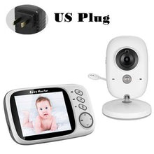 Load image into Gallery viewer, Wireless Video Baby Monitor
