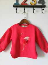Load image into Gallery viewer, 'Flamingo' Double Lined Sweatshirt