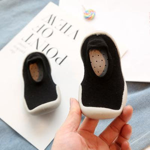 Shallow Printed Canvas First Walker Baby Shoes