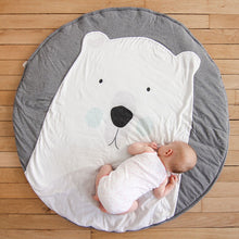 Load image into Gallery viewer, Animal Baby Play Mat
