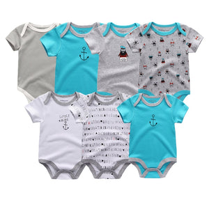 'Cool' Newborn Baby's Comfortable Rompers