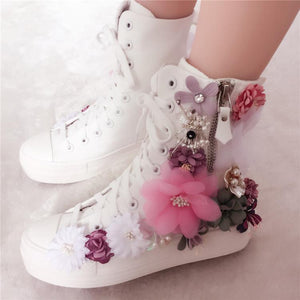 'New Florence Bloom Hi-Top Sneakers [v. 3]