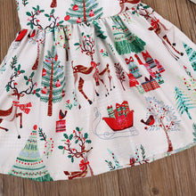 Load image into Gallery viewer, Baby Girl's 'Prancer' Christmas Dress
