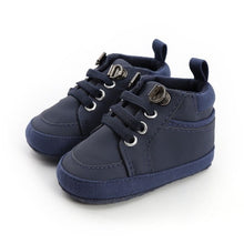 Load image into Gallery viewer, Durable Canvas Colorful Casual Toddler Sneakers