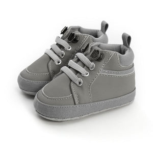 Durable Canvas Colorful Casual Toddler Sneakers