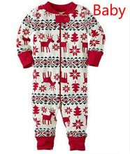 Load image into Gallery viewer, Parents-Child Matching Sweater Christmas Costumes