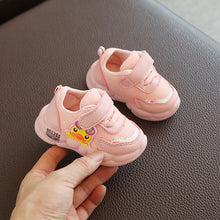Load image into Gallery viewer, Soft Bottom Non-slip Baby Sneakers