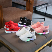 Load image into Gallery viewer, Luminous Lightweight Sports Casual Shoes
