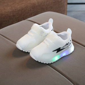 Luminous Lightweight Sports Casual Shoes