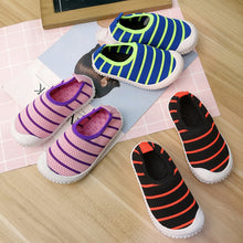 Load image into Gallery viewer, Kid's Square Toe Breathable Casual Shoes