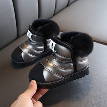 Load image into Gallery viewer, Warm Plush Waterproof Snow Boots