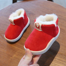 Load image into Gallery viewer, Fashionable Winter Warm Boots