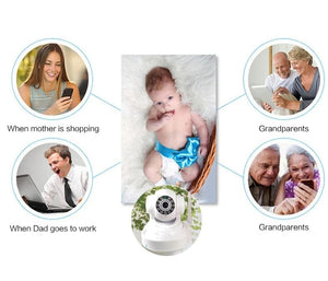 Mobile-Friendly Baby Monitor