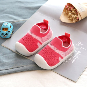 Comfortable Knitted Baby Mesh Shoes