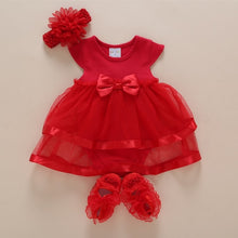 Load image into Gallery viewer, 'Adoration' Celebrate Baby Dress Set