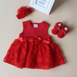 'Adoration' Celebrate Baby Dress Set