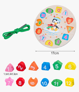 Baby Educational Wooden Toys