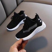 Load image into Gallery viewer, Breathable Mesh Comfort toddler running sneakers