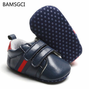 Newborn unisex non-slip breathable baby shoes