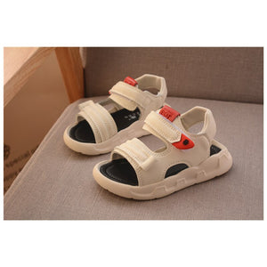 'Lightweight' Baby Velcro summer sandals