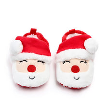Load image into Gallery viewer, Christmas Unisex First walker Cute Baby Shoes