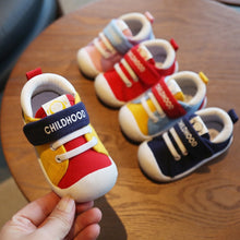 Load image into Gallery viewer, 'Childhood' Comfortable Non-slip  Baby First Walkers Shoes