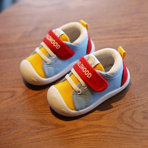 'Childhood' Comfortable Non-slip  Baby First Walkers Shoes