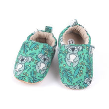 Load image into Gallery viewer, Christmas Comfortable First Walker Baby Shoes