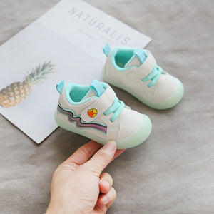 Winter Warm Plush Outdoor Baby Shoes
