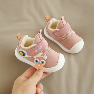 Comfortable Warm Plush Winter Baby Shoes
