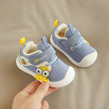 Load image into Gallery viewer, Comfortable Warm Plush Winter Baby Shoes