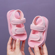 Load image into Gallery viewer, Comfortable Summer Baby Mesh Sandals