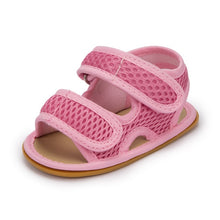 Load image into Gallery viewer, Unisex Baby First Worker Summer Shoes