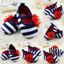 Load image into Gallery viewer, Floral First Walker Trendy Baby Shoes